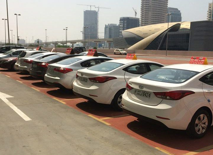 Things to Know Before You Rent a Car in the UAE